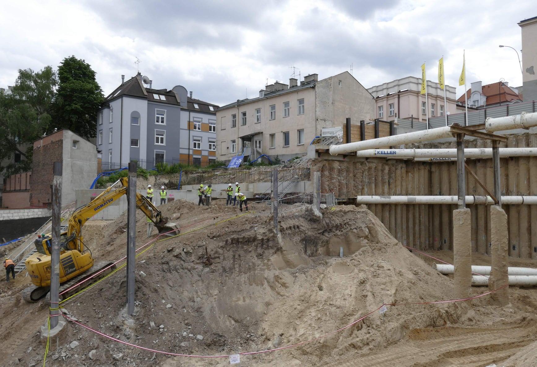 Znaleźli ślady osadnictwa z epoki kamienia na budowie szpitala w Lublinie [GALERIA] - Zdjęcie główne