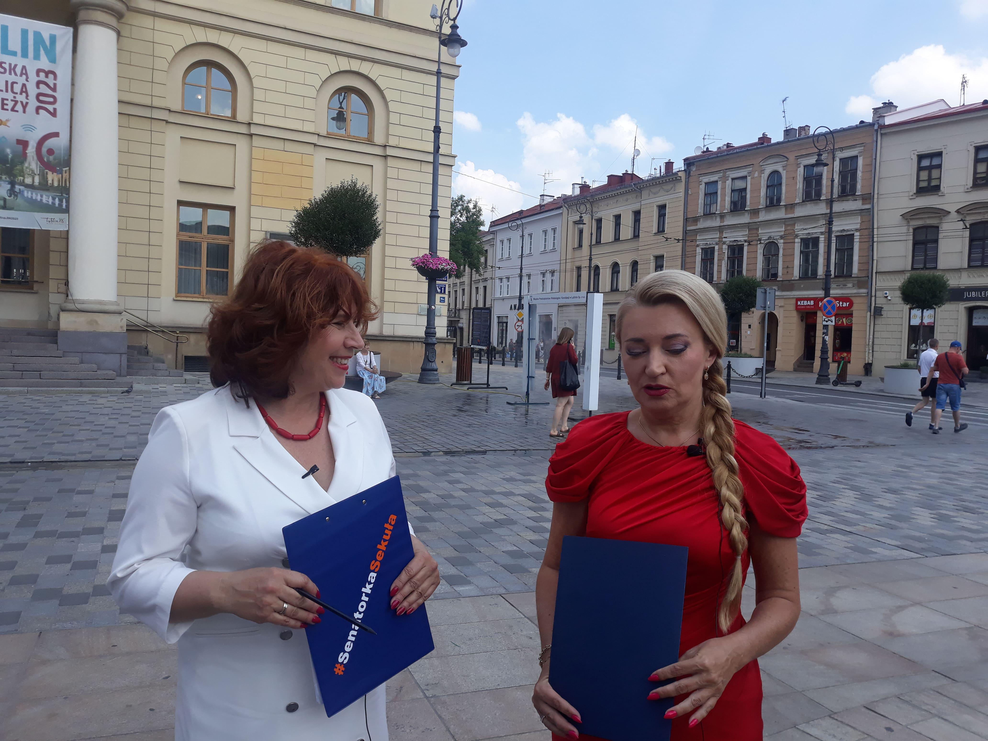 Lublin: Ministerstwo Edukacji i Nauki zapowiada zmiany w oświacie. Poseł Marta Wcisło przeciwna [WIDEO] - Zdjęcie główne
