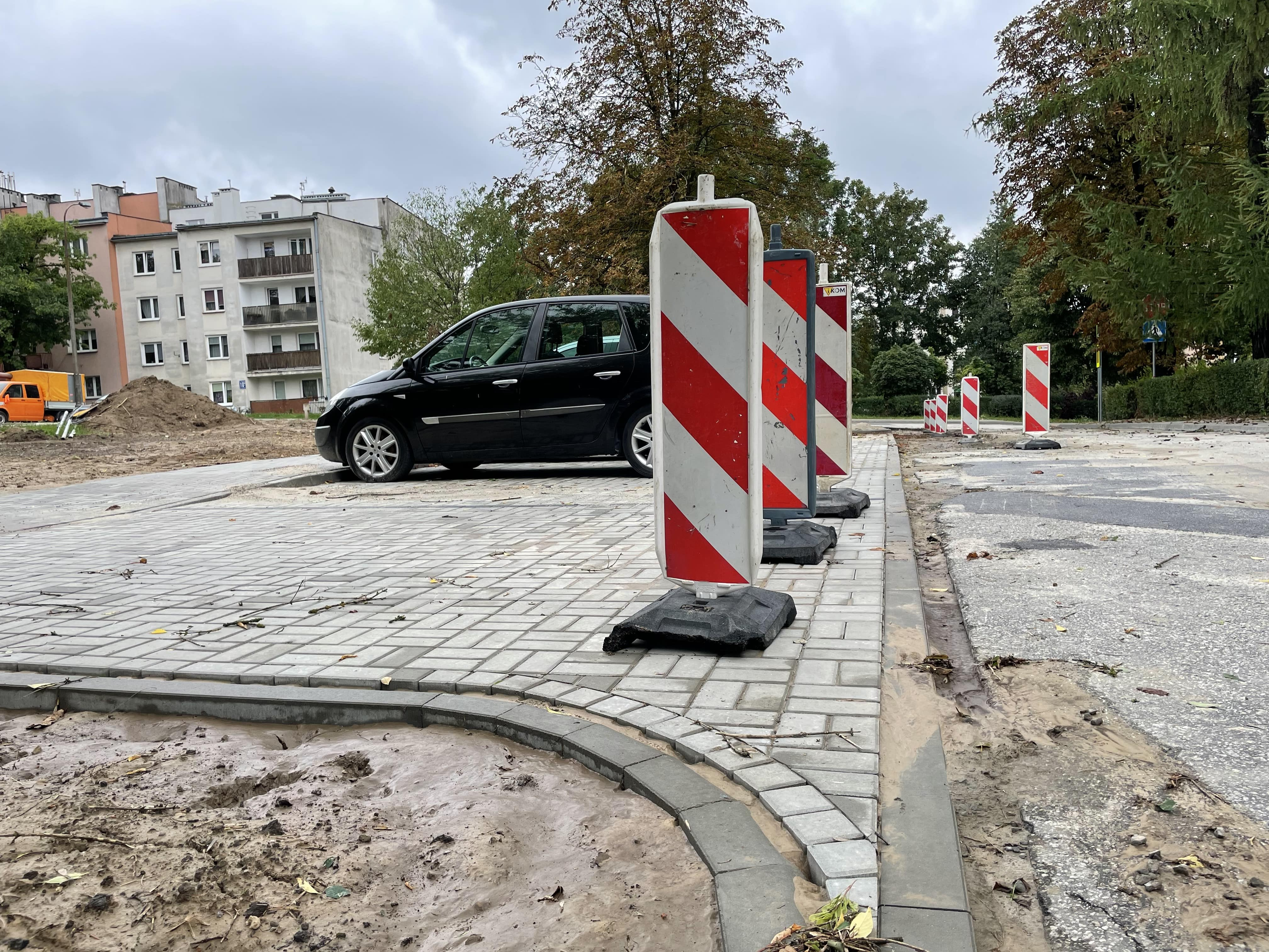 Lublin: Budują nowe parkingi na Wieniawie. Będą gotowe w przyszłym miesiącu - Zdjęcie główne