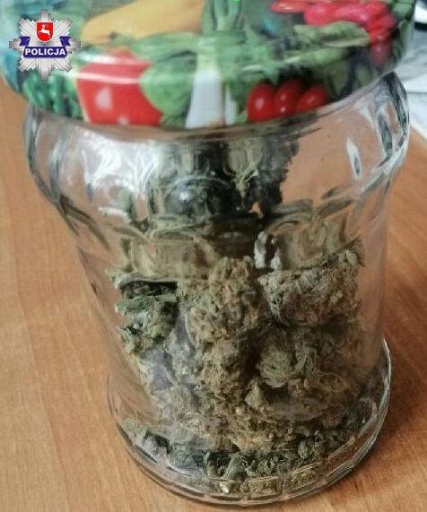 45-latek z Lublina w kiosku miał marihuanę - Zdjęcie główne