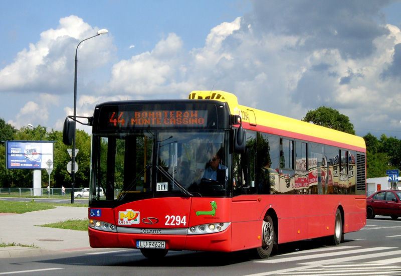 Lublin: Autobusy ominą miejscowość Kawka - Zdjęcie główne