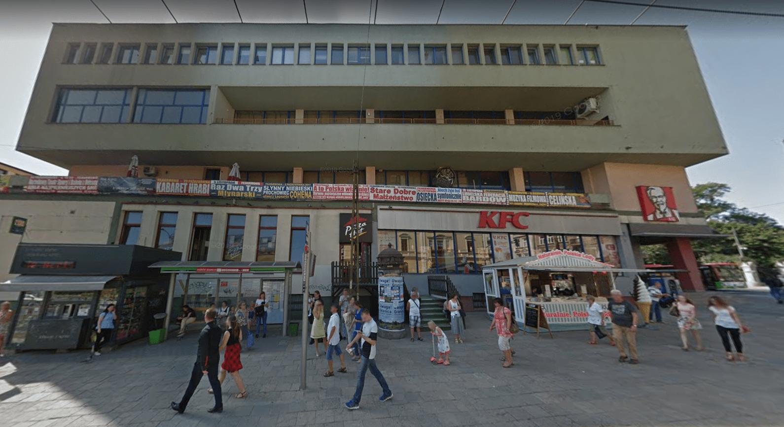 Lublin: Prezes spółki winny rażącego naruszenia prawa. Poszło o reklamy na budynku Astorii - Zdjęcie główne