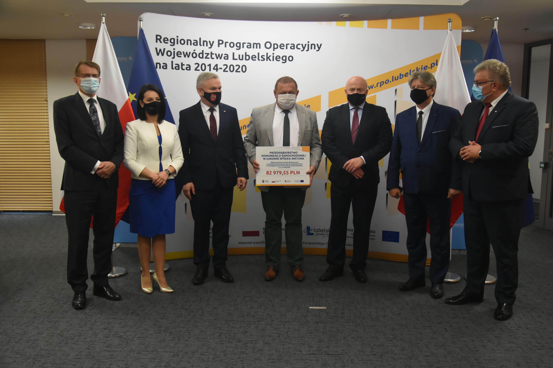 Województwo lubelskie: kolejni przedsiębiorcy z dofinansowaniem na Odnawialne Źródła Energii - Zdjęcie główne