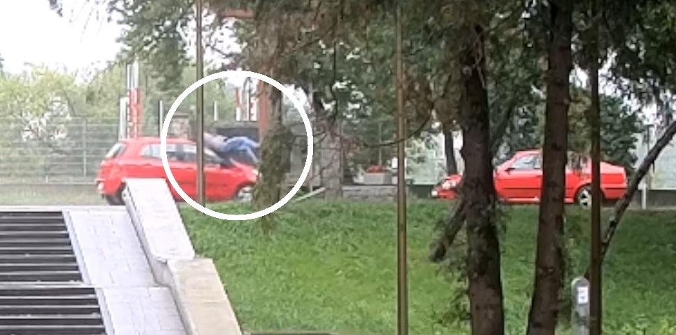 Lublin: Potrącił przejeżdżającego na hulajnodze przez przejście dla pieszych - Zdjęcie główne