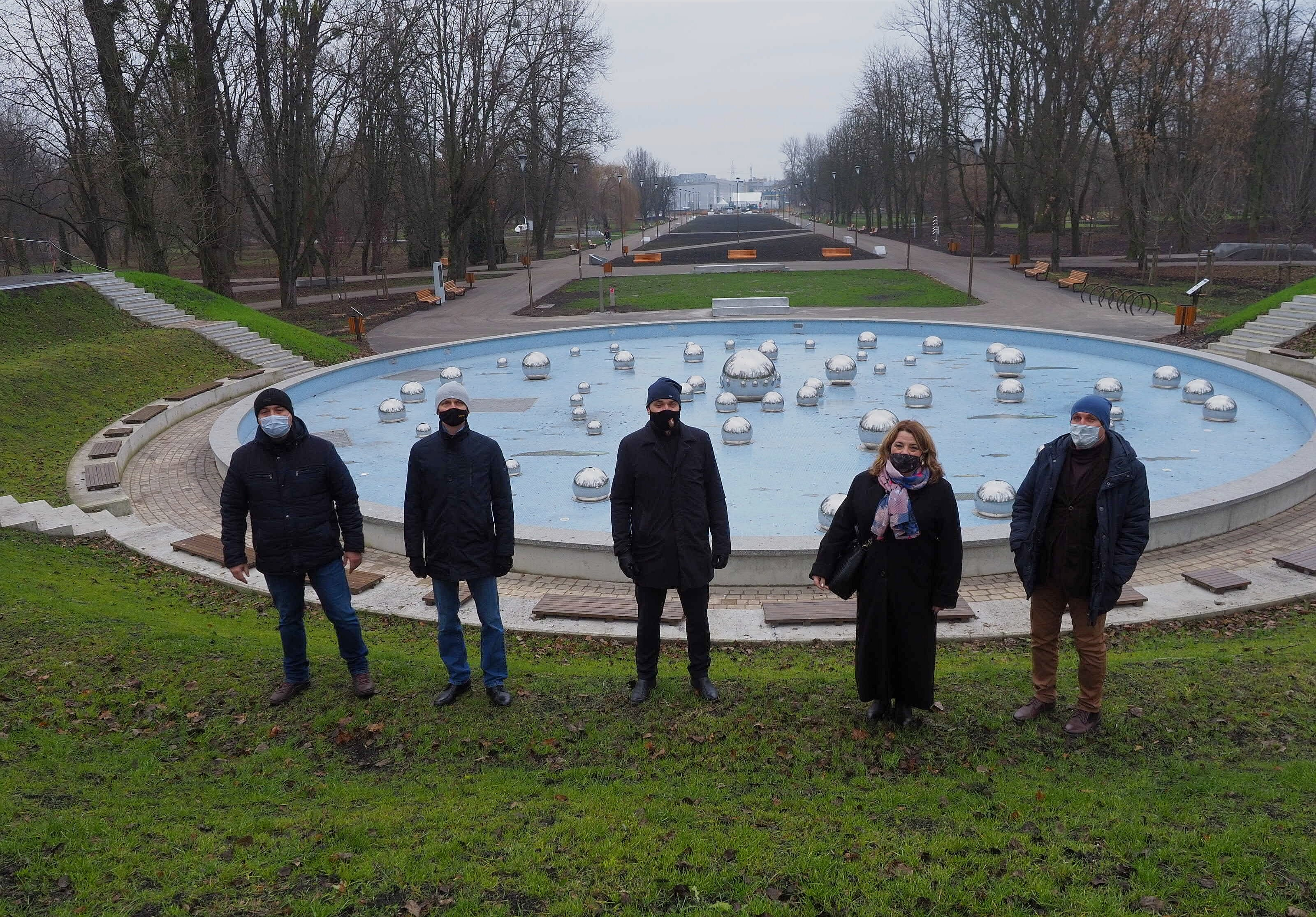 Park Ludowy w Lublinie gotowy [GALERIA] - Zdjęcie główne