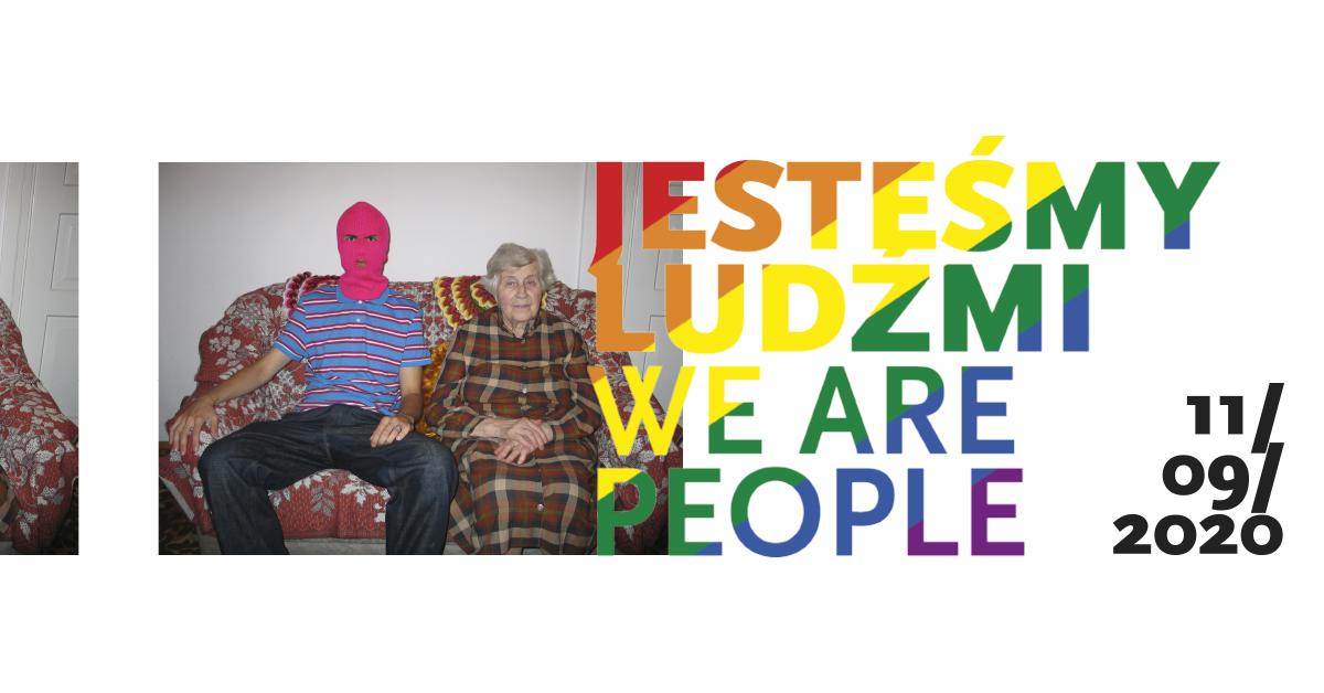 """Wystawa """"Jesteśmy Ludźmi"""" w lubelskiej Galerii Labirynt. Artyści nie zgadzają sie na homofobię i dyskryminację LGBT+ - Zdjęcie główne"""