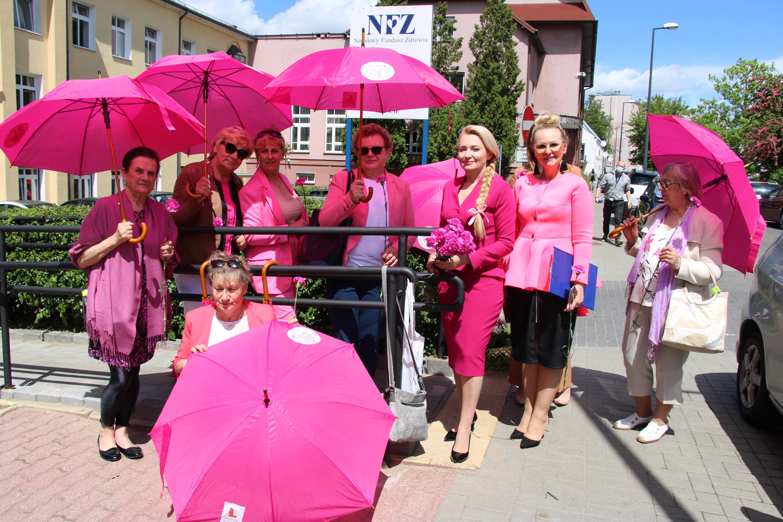 Lublin: posłanka i Amazonki chcą z powrotem  refundacji leku na raka. Jedna dawka kosztuje 13 tys. zł [WIDEO] - Zdjęcie główne