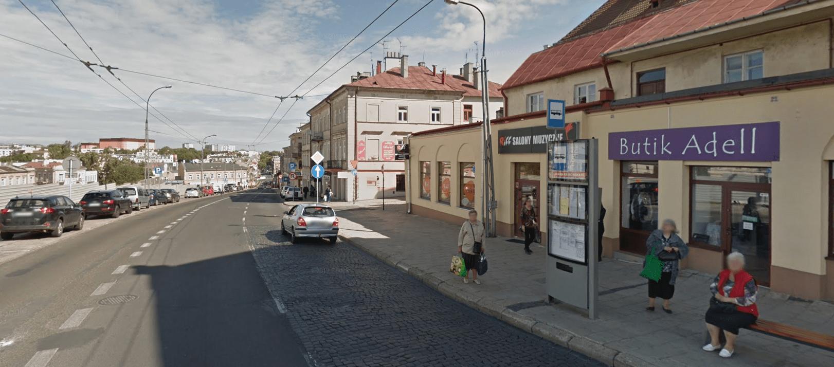 Lublin: Jeden z przystanków przy Bramie Krakowskiej zmieni miejsce - Zdjęcie główne