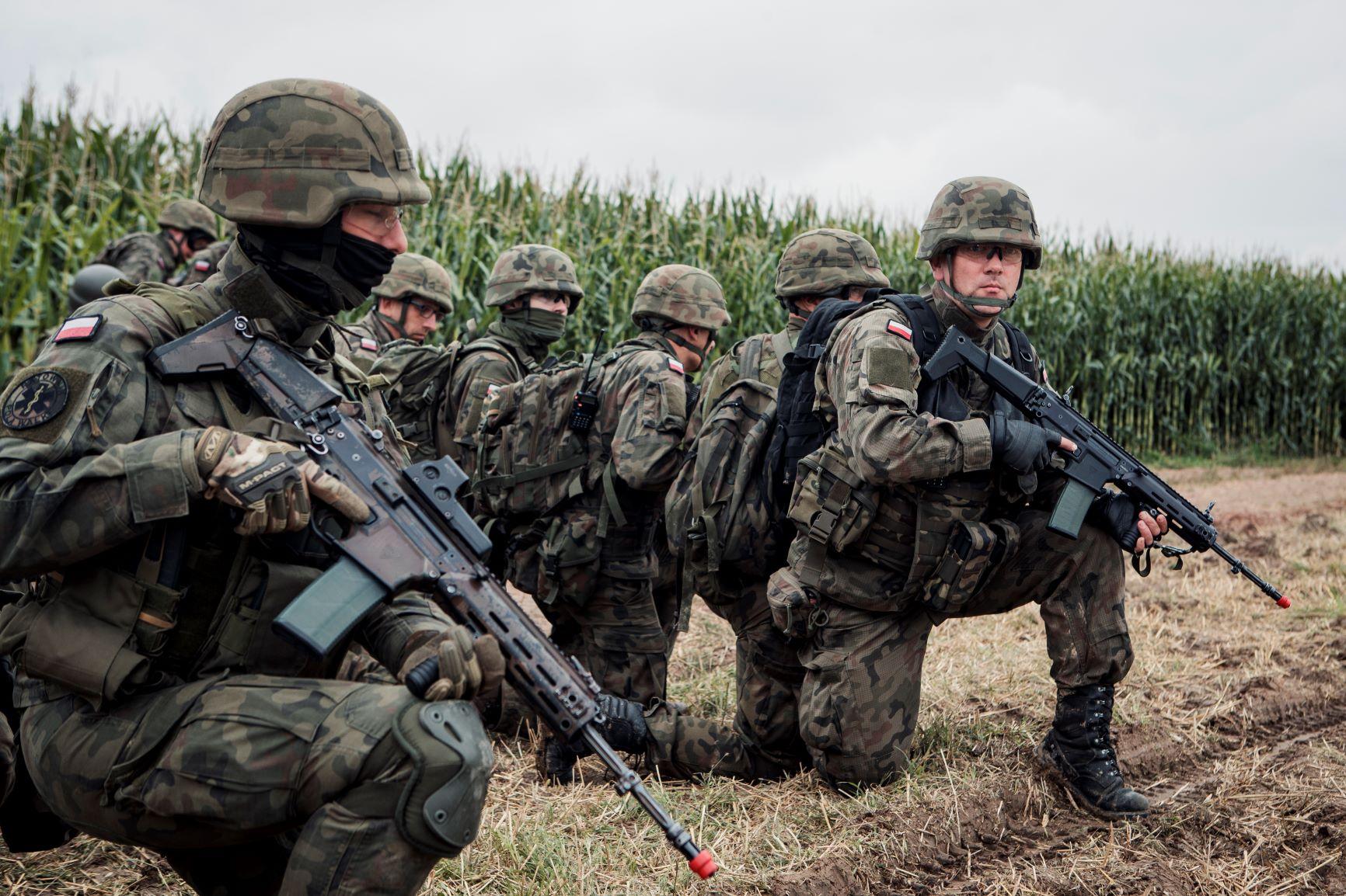 Województwo lubelskie: Terytorialsi znowu się szkolą - Zdjęcie główne
