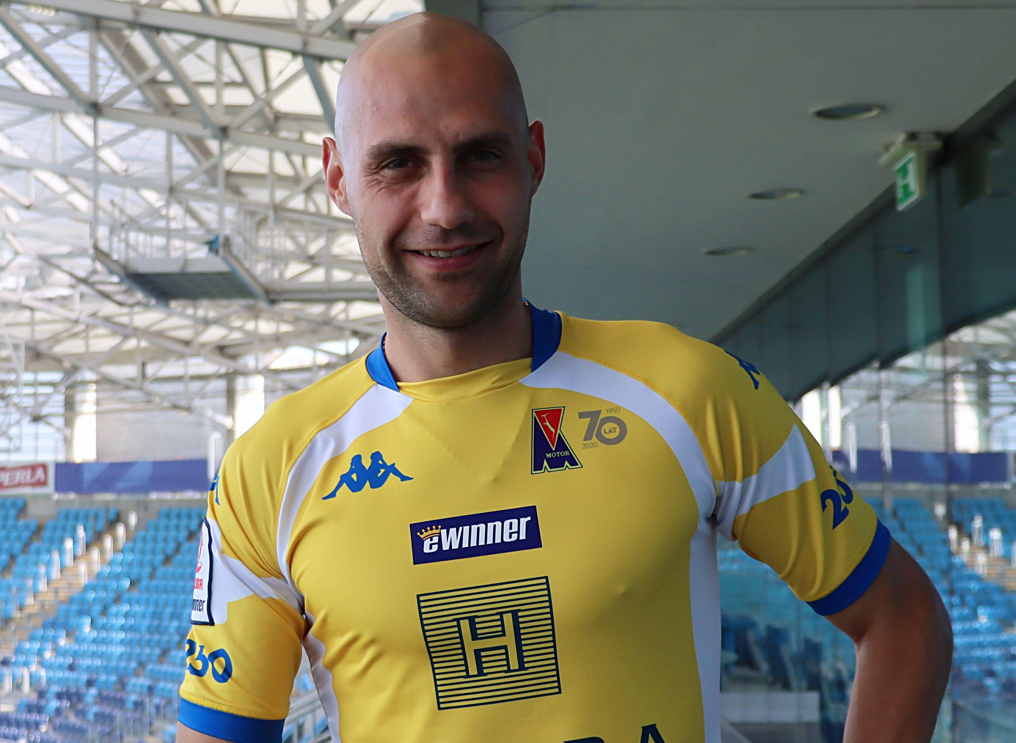 Michał Fidziukiewicz (Motor Lublin): Po każdym gorszym meczu będzie się mówiło, że jesteśmy słabi - Zdjęcie główne