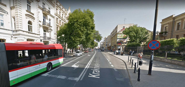 Lublin: Zamkną ulicę w centrum miasta. Nie przejedziemy nią do końca miesiąca - Zdjęcie główne