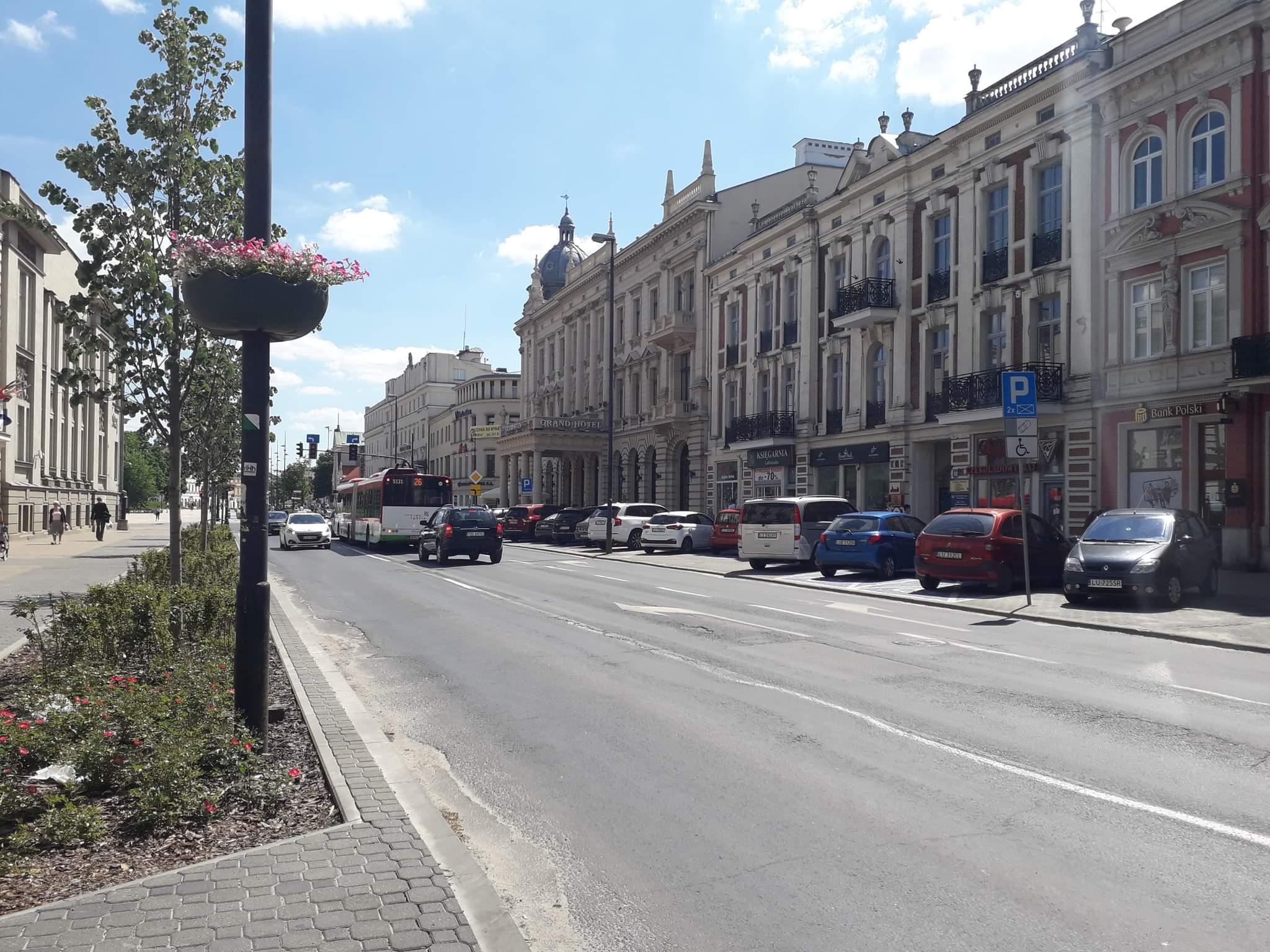Lublin: zaczął się remont ulicy w centrum miasta. Niedługo będą utrudnienia w ruchu - Zdjęcie główne