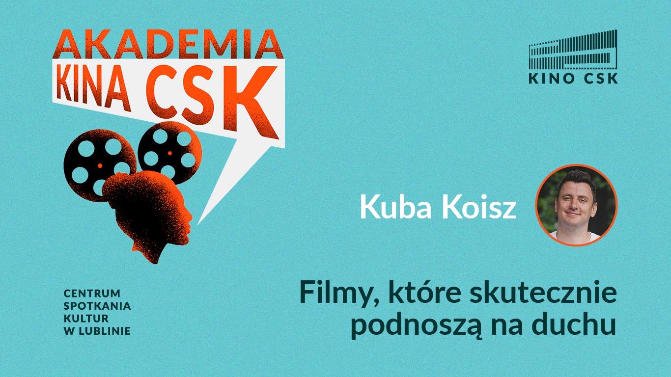 Akademia Kina CSK. W czwartek prelekcja o filmach na poprawę humoru - Zdjęcie główne