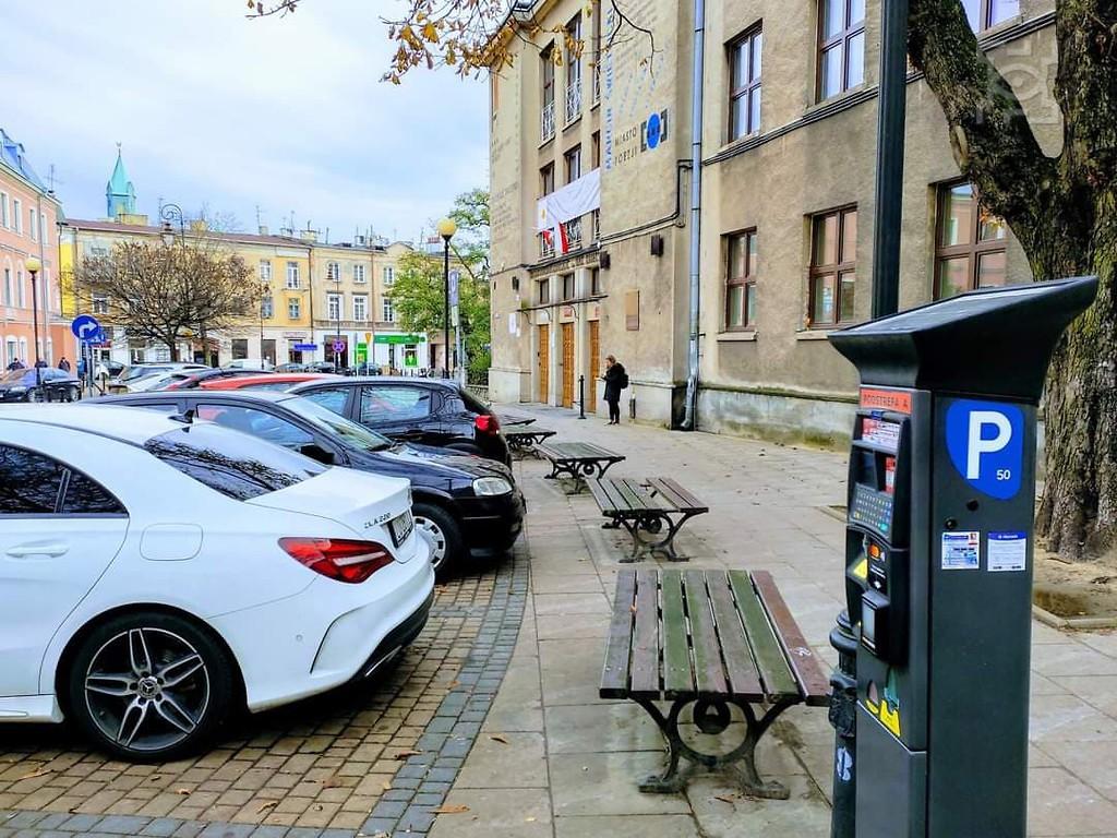Lublin: Strefa Płatnego Parkowania powiększy się lada chwila - Zdjęcie główne