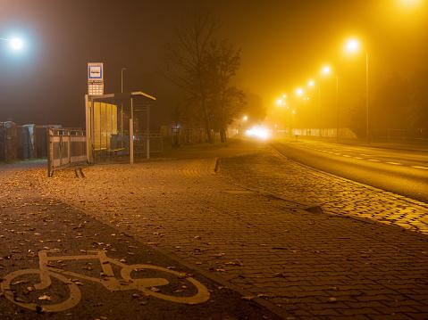 Co z budową oświetlenia przy ul. Rąblowskiej w Lublinie? Chodzi o ciąg pieszo-rowerowy - Zdjęcie główne