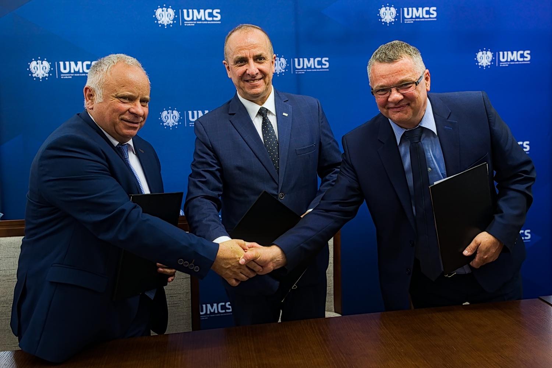"""Lublin: Trzy uczelnie będą współpracować. Będą m.in. """"wspólne"""" kierunki studiów - Zdjęcie główne"""