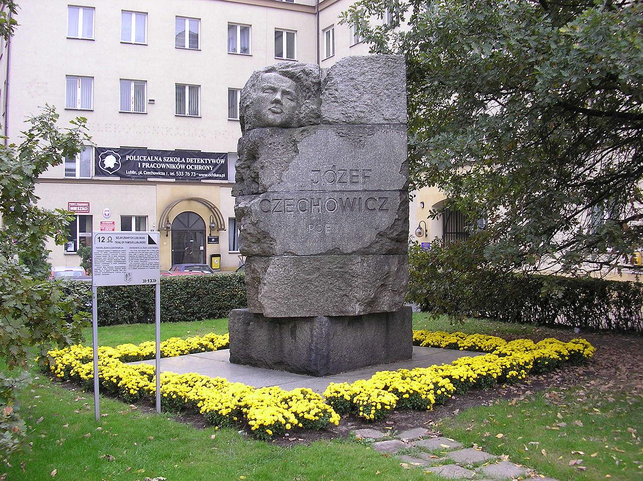 Lublin: Upamiętnią ofiary bombardowania miasta. Zginął wtedy m.in. Józef Czechowicz - Zdjęcie główne