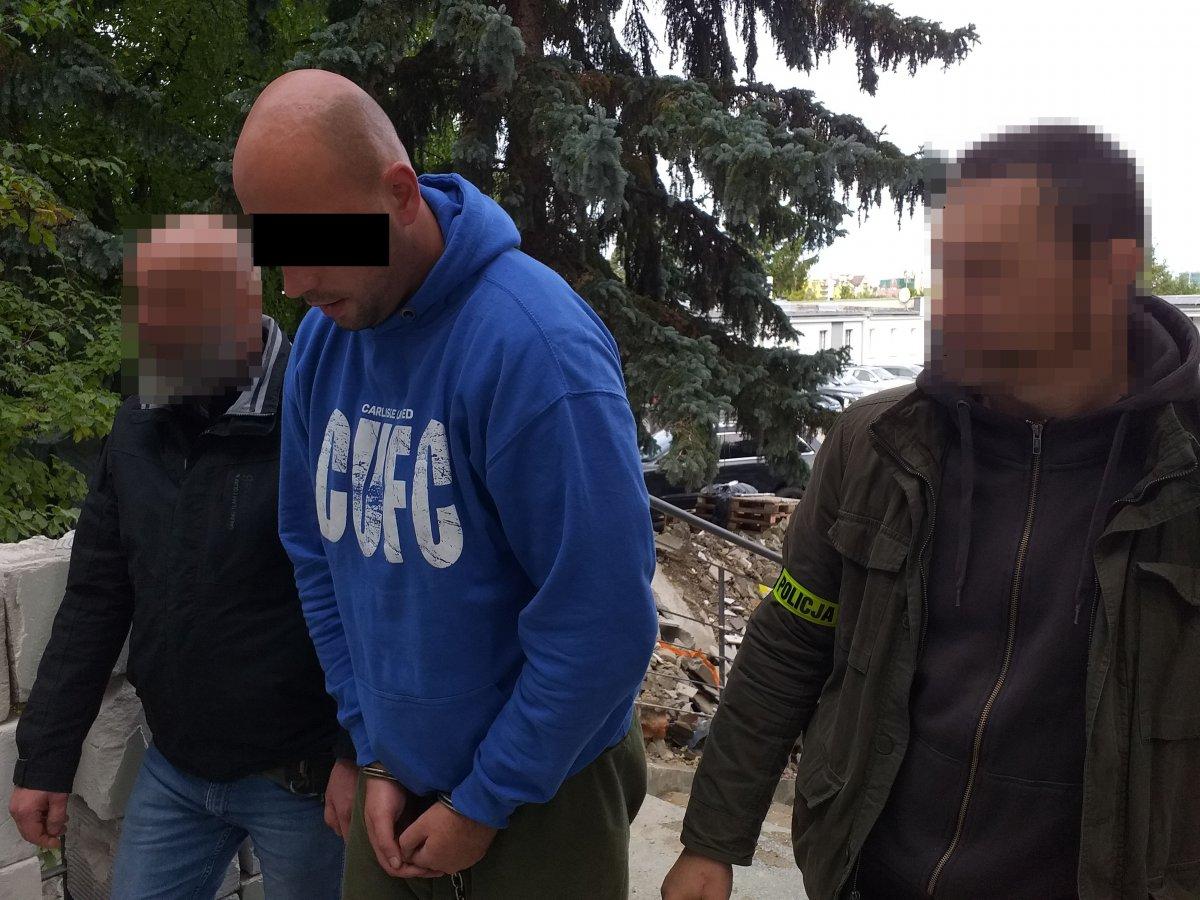 Lublin: Podejrzany o zabójstwo trafił do aresztu - Zdjęcie główne