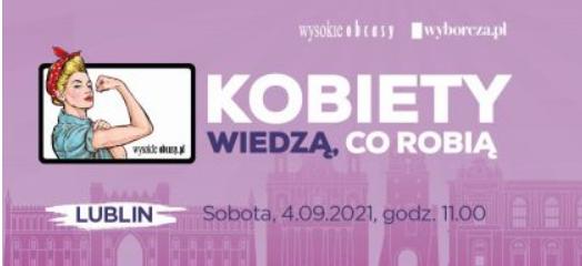 """Lublin: """"Kobiety wiedzą, co robią"""" w Chatce Żaka. Porozmawiają m.in. zdrowiu  - Zdjęcie główne"""