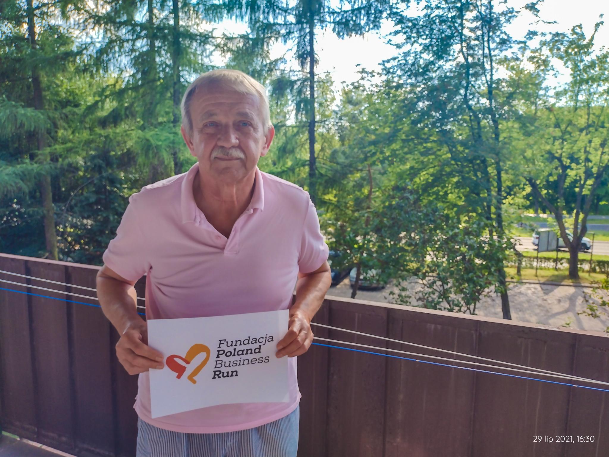 Lublin: Biegacze pomogą kolejnej osobie z regionu. W ramach charytatywnej sztafety Poland Buisness Run - Zdjęcie główne