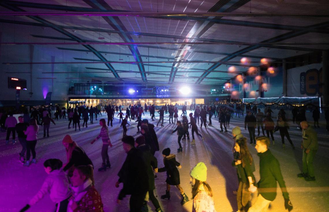 Lublin: Można już szykować łyżwy. Startuje lodowisko Icemania - Zdjęcie główne