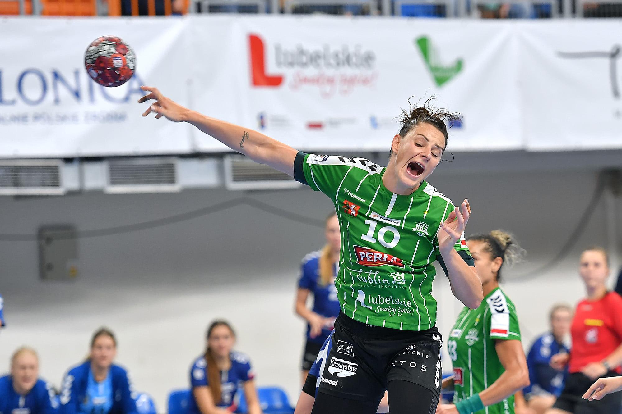Mistrzynie Polski zaczęły od remisu. MKS Perła Lublin nie dał się Kastamonu Beledyiesi - Zdjęcie główne