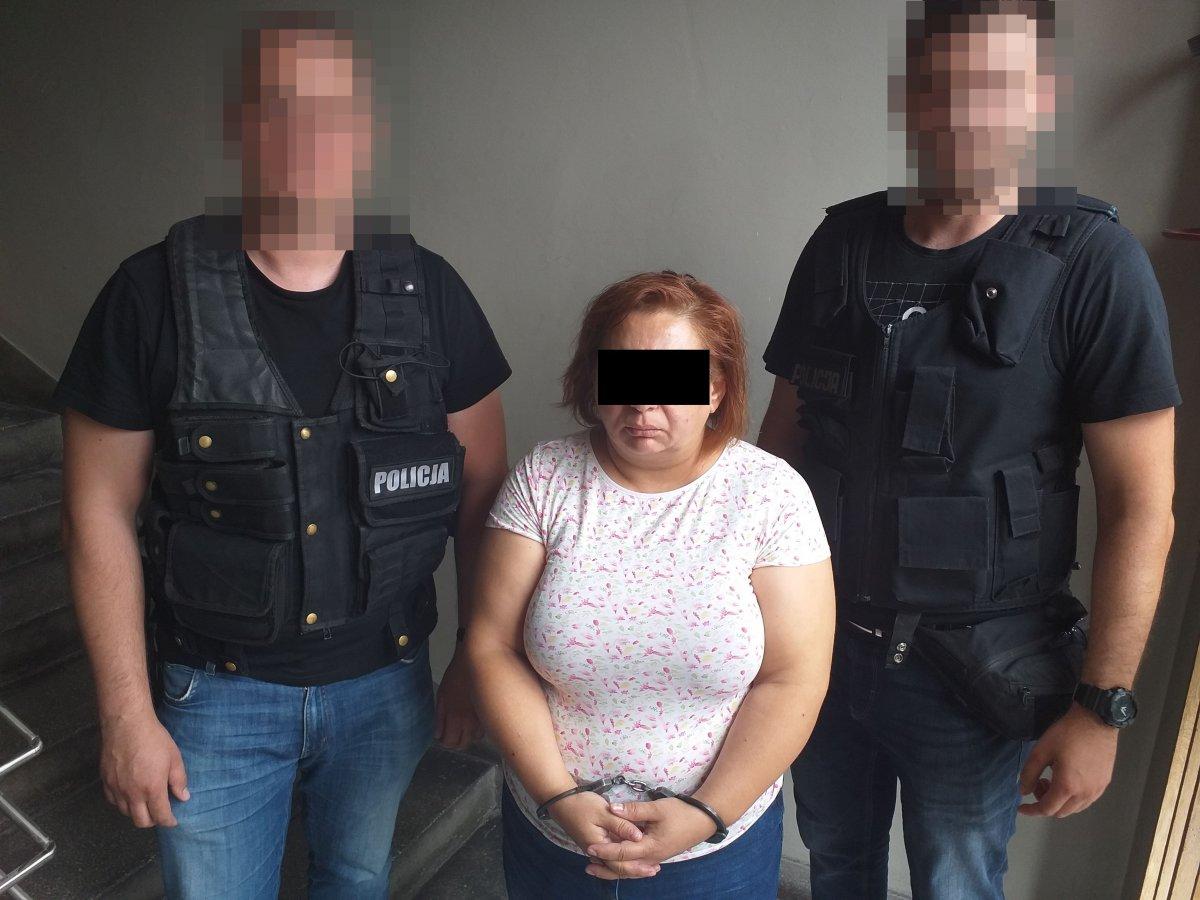 Fałszywa pani adwokat w rękach lubelskiej policji - Zdjęcie główne