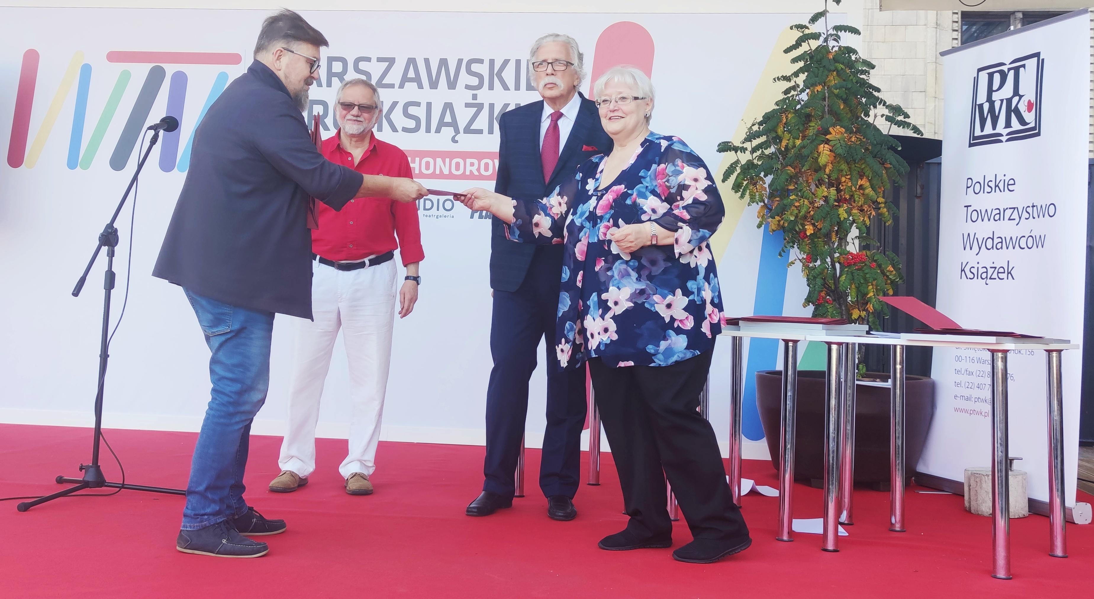 """Lublin: Album """"Lublin Filmowy - Filmowy Lublin"""" z prestiżową nagrodą - Zdjęcie główne"""