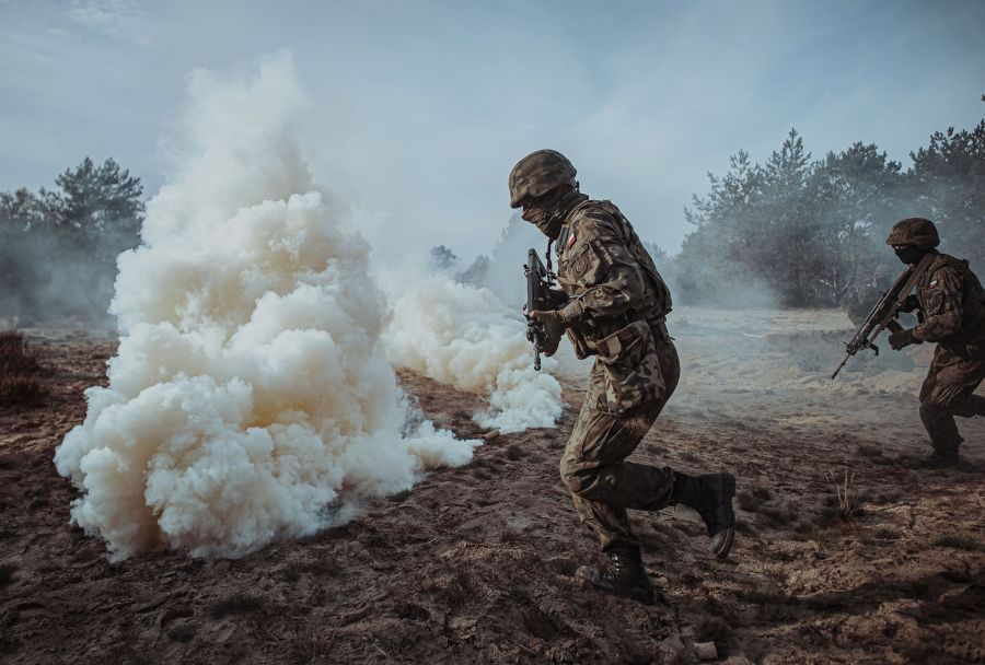 Lubelscy terytorialsi przeszli kilka szkoleń bojowych - Zdjęcie główne