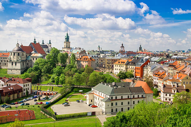 Lublin: stolica województwa na I miejscu w rankingu zielonych miast - Zdjęcie główne