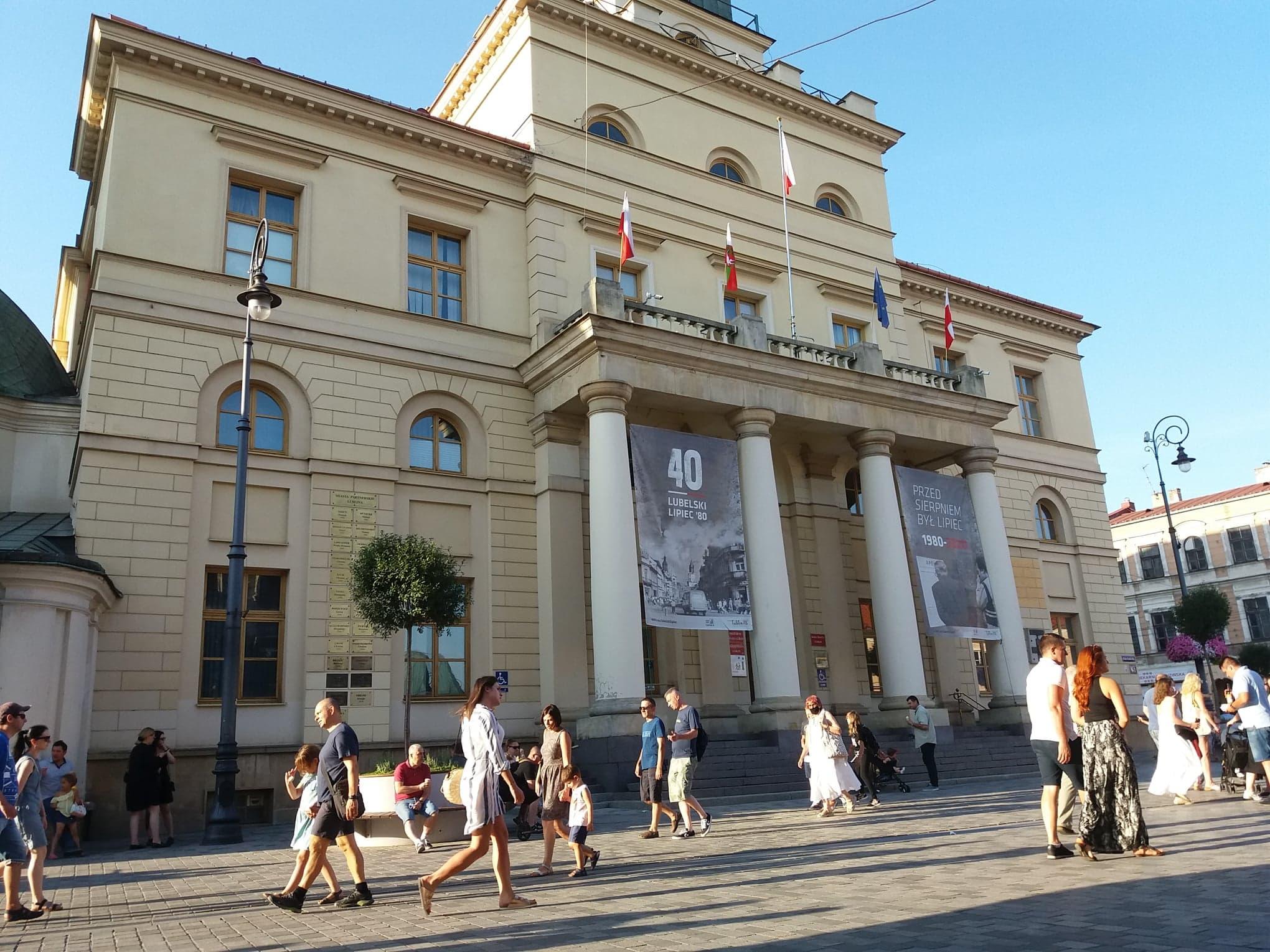 Urząd Miasta Lublin i Urząd Marszałkowski jutro nieczynne - Zdjęcie główne
