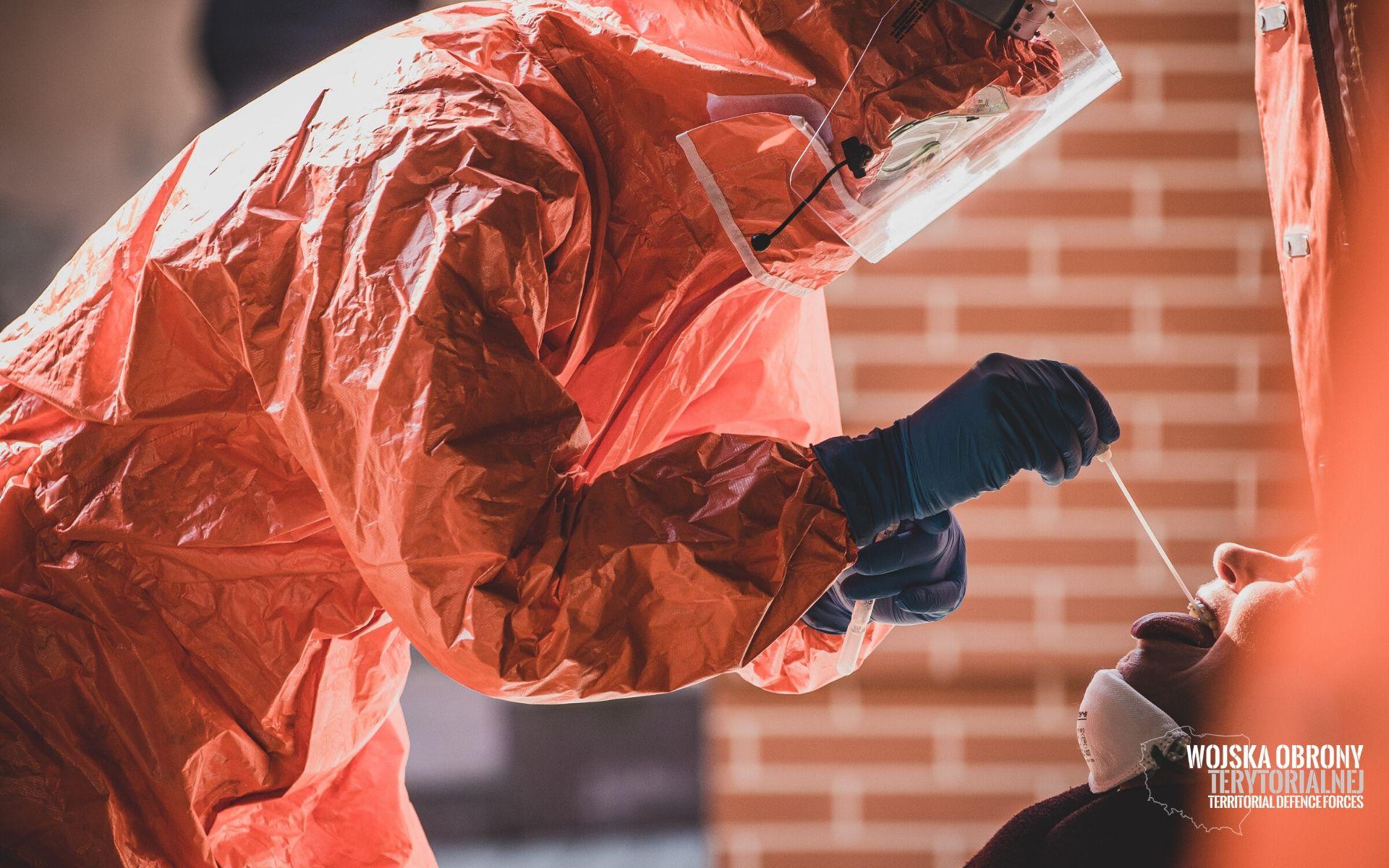 Lubelscy terytorialsi podsumowali rok z pandemią - Zdjęcie główne