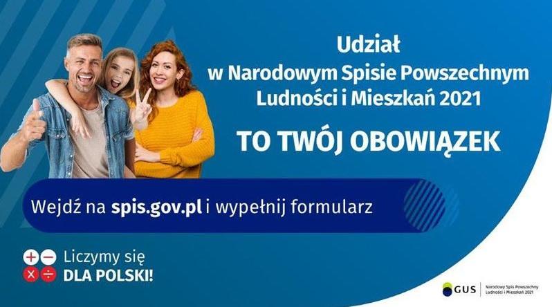 Lublin: Poszukiwani rachmistrzowie do Narodowego Spisu Powszechnego Ludności i Mieszkań - Zdjęcie główne