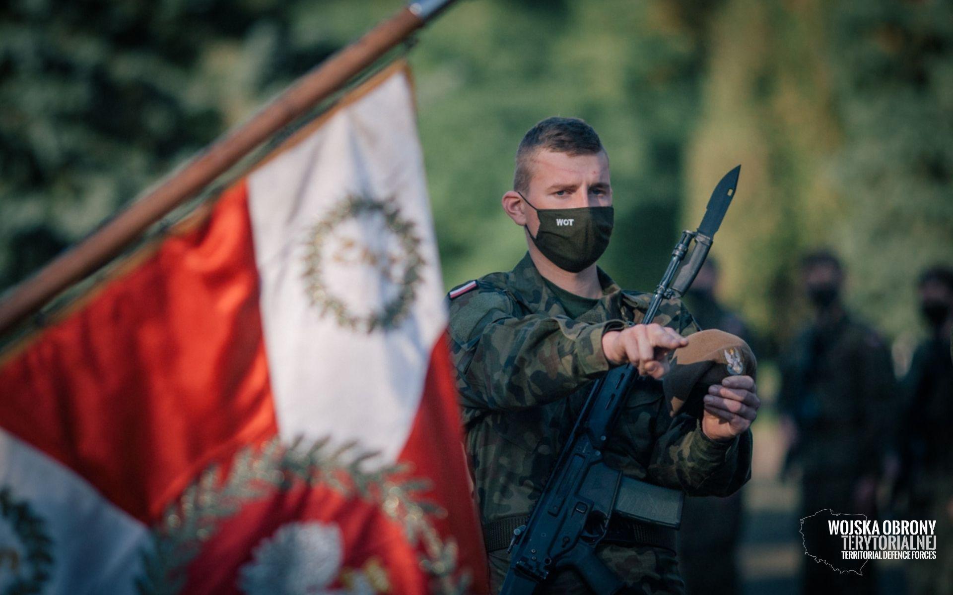 Lubelscy terytorialsi szukają ochotników do służby wojskowej - Zdjęcie główne
