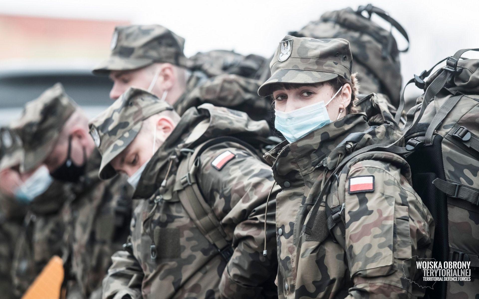 Nowi żołnierze w 2 Lubelskiej Brygadzie Obrony Terytorialnej - Zdjęcie główne