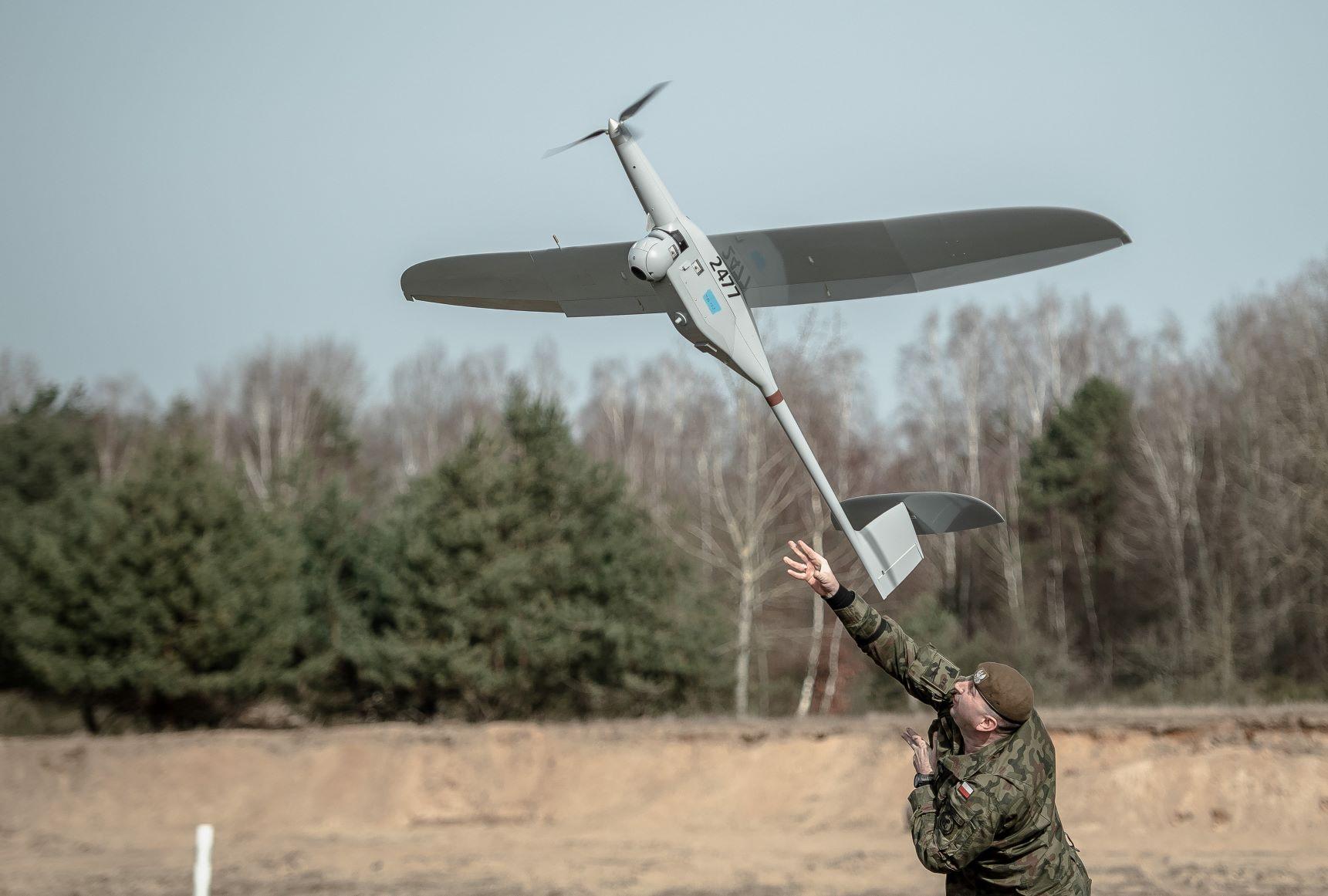 Lubelscy terytorialsi przeszli szkolenie z obsługi dronów - Zdjęcie główne