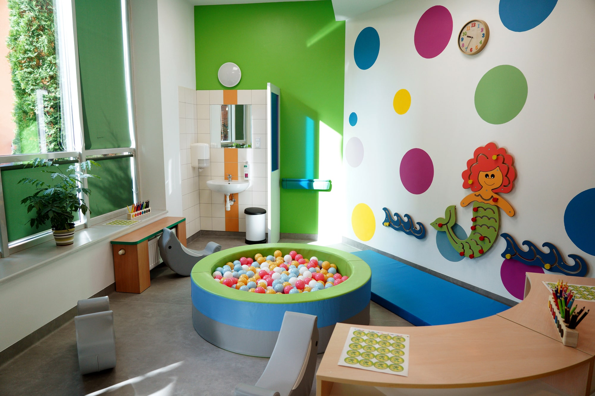 Lublin: Centrum Onkologii Ziemi Lubelskiej ma Strefę Rodzica - Zdjęcie główne