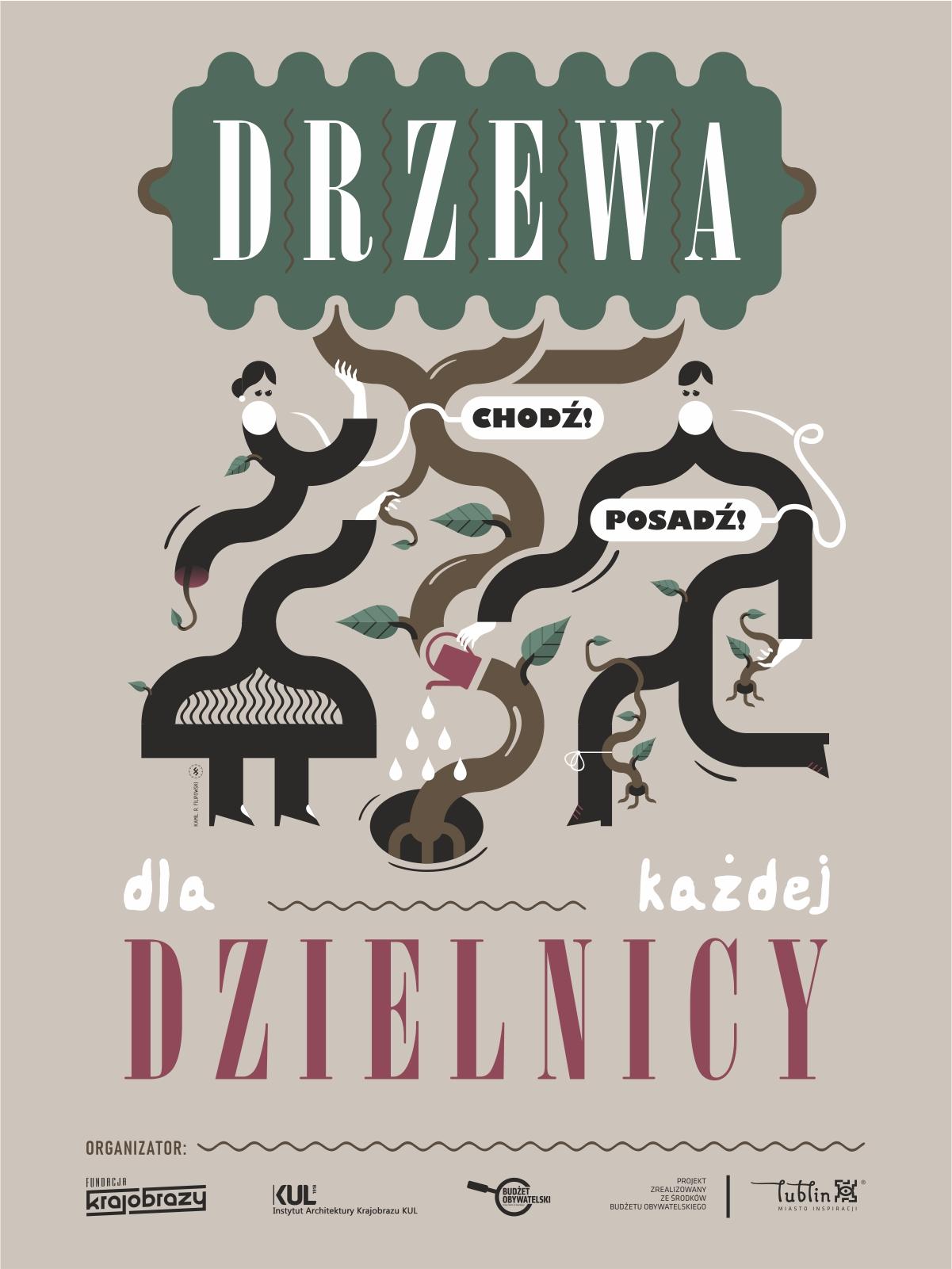 Lublin: w weekend zasadzą drzewa w kilku dzielnicach - Zdjęcie główne