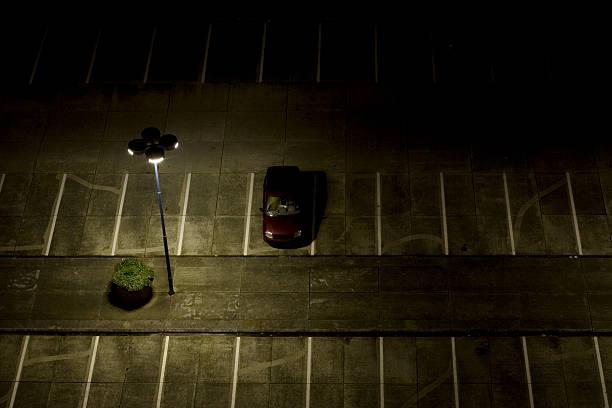 Lublin: Parkingi na Czechowie znów będą oświetlone? Radny Brzozowski uważa, że to ważne dla mieszkańców - Zdjęcie główne