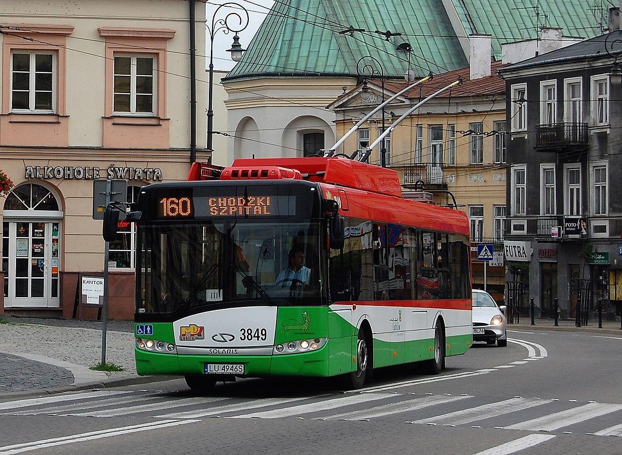 Lublin: Miasto nagrodzono za komunikację publiczną. W ramach konkursu Eco-Miasto - Zdjęcie główne