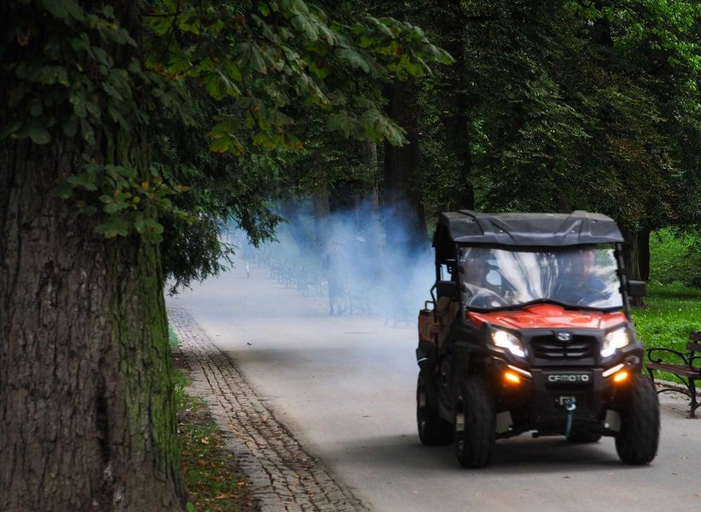 Lublin: w tym miesiącu odkomarzanie miasta. Akcja obejmie więcej terenów niż zwykle - Zdjęcie główne