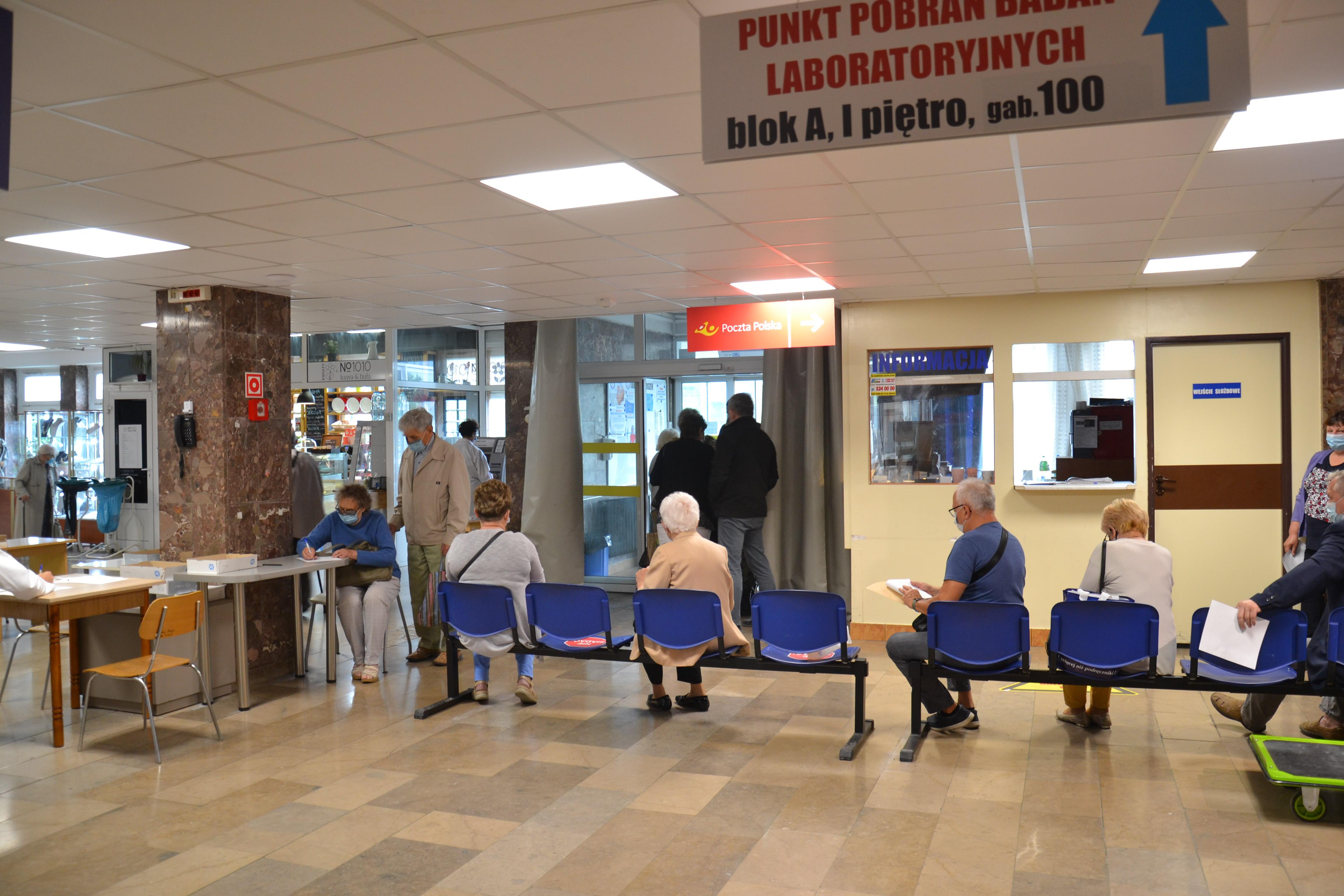 Lublin: szpital przy al. Kraśnickiej przeciwko COVID-19 zaszczepił blisko 34 tys. osób - Zdjęcie główne