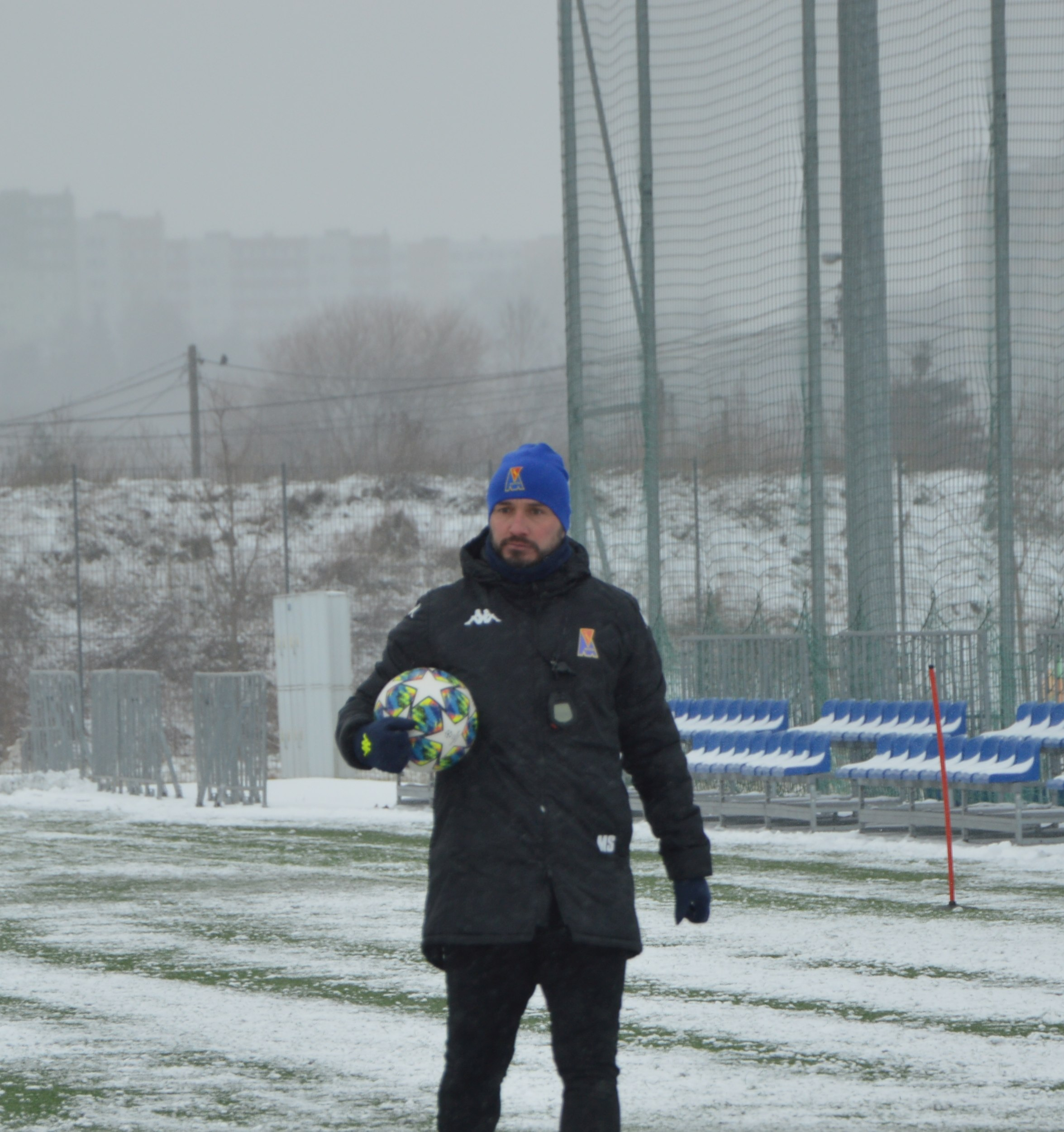 Marek Saganowski (trener Motoru Lublin): Ci, którzy przejdą obok treningu, zrobią to dwa razy w mojej ekipie. Po raz pierwszy i ostatni - Zdjęcie główne