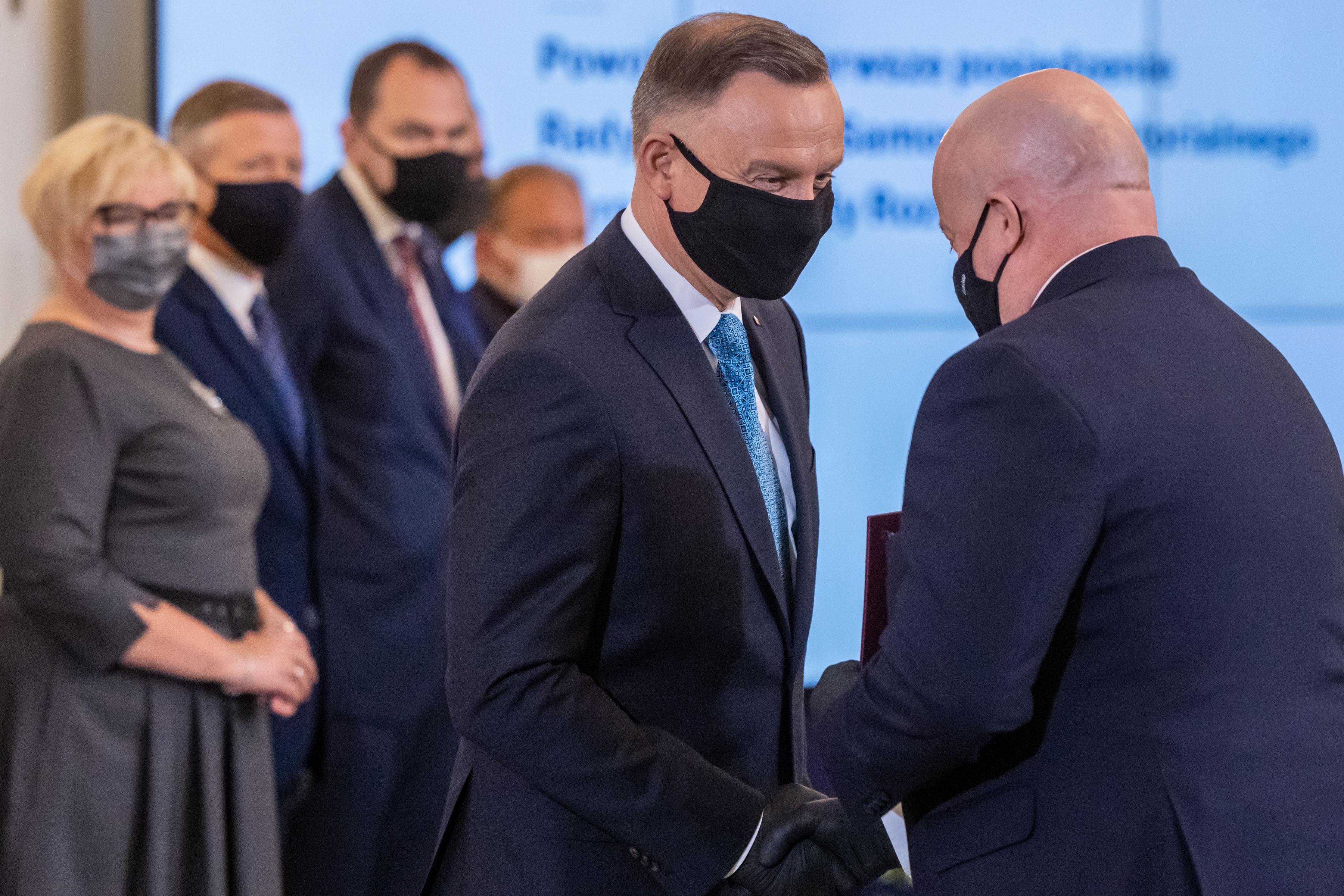 Województwo lubelskie: marszałek Jarosław Stawiarski przewodniczącym Rady ds. Samorządu Terytorialnego - Zdjęcie główne