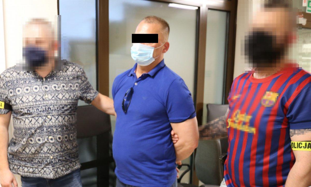 Lublin: Kryminalni zatrzymali 54-latka poszukiwanego listem gończym - Zdjęcie główne