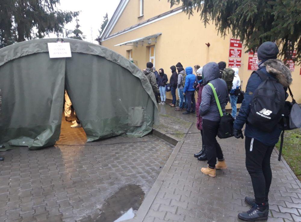 Ponad 100 ochotników zaczęło szkolenie w szeregach lubelskich terytorialsów - Zdjęcie główne