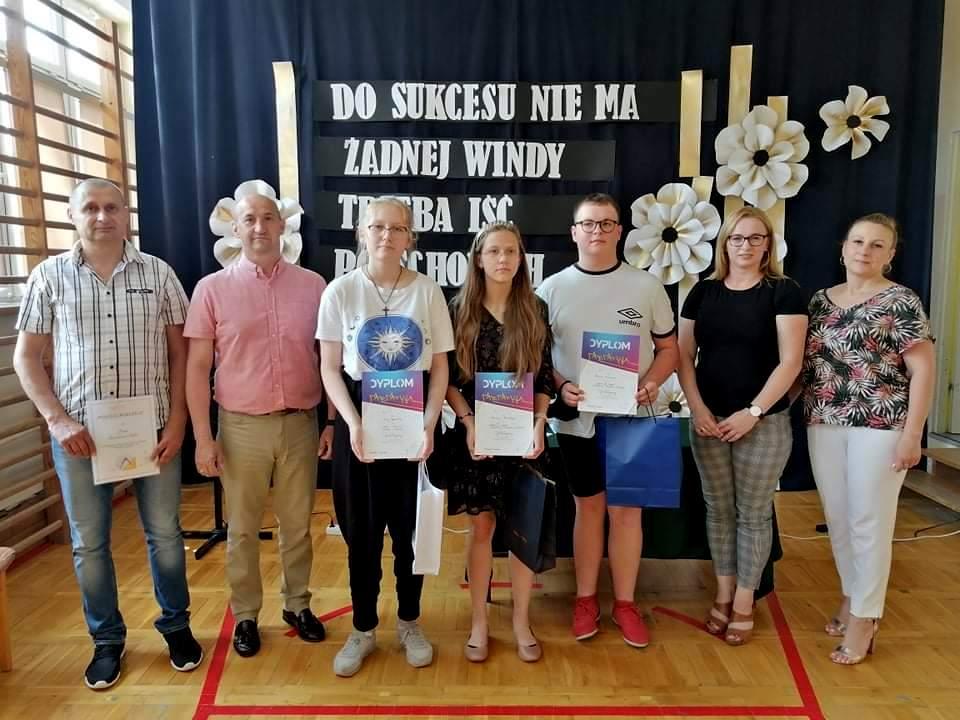 Zuzanna Ptasińska mistrzem matematyki gminy Krzywda - Zdjęcie główne