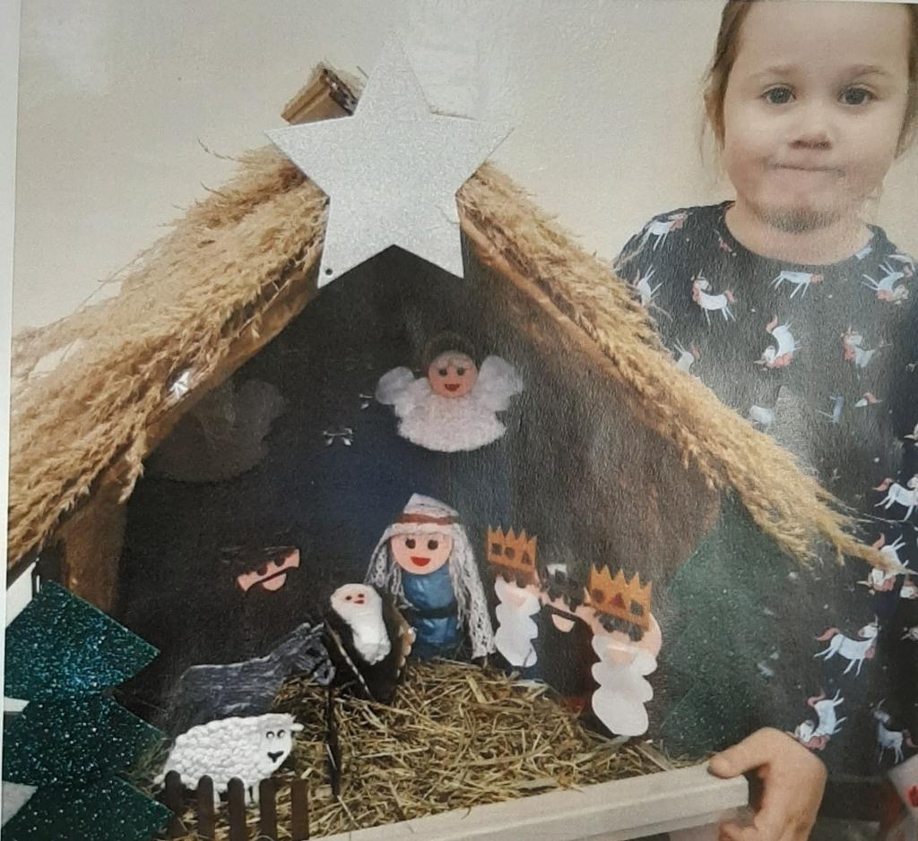 GMINA ŁUKÓW Wygrali w Konkursie Bożonarodzeniowym  - Zdjęcie główne