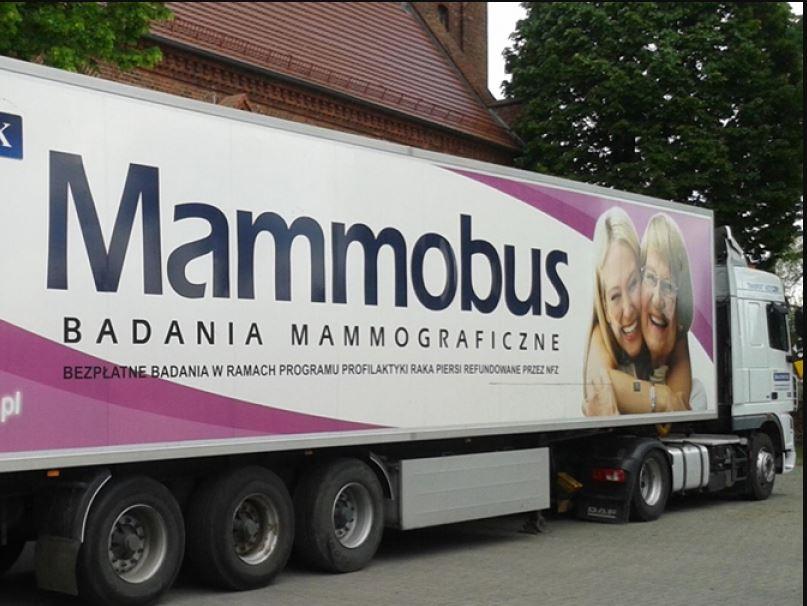 Bezpłatna mammografia w Woli Mysłowskiej i Stoczku Łukowskim - Zdjęcie główne