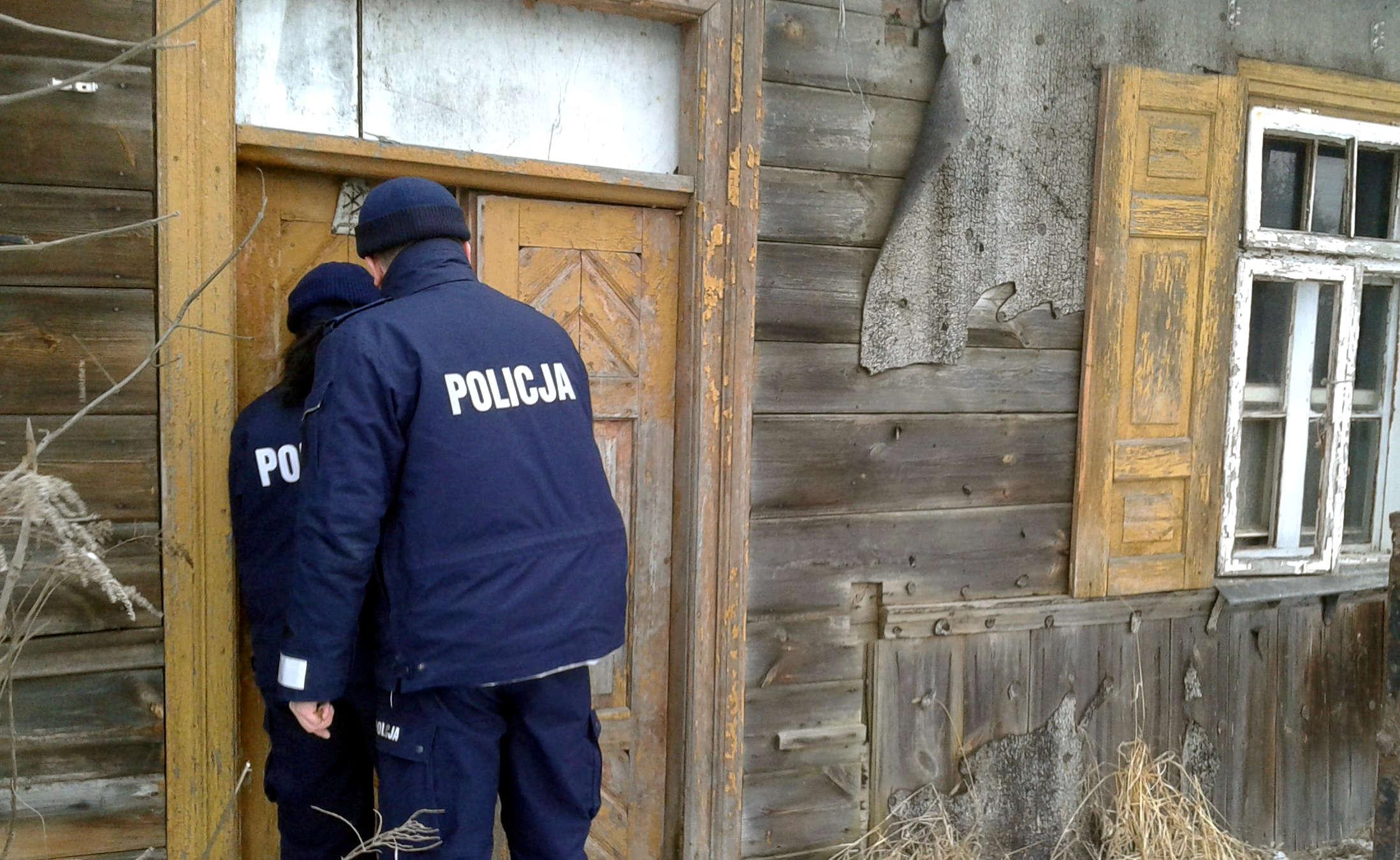 POLICJA PRZYPOMINA: NIE BĄDŹMY OBOJĘTNI NA ZAGROŻENIA ZWIĄZANE Z WYCHŁODZENIEM ORGANIZMU - Zdjęcie główne